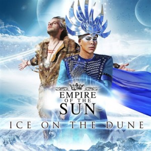 Empire of the Sun Ice on the Dune album artwork 300x300 photo